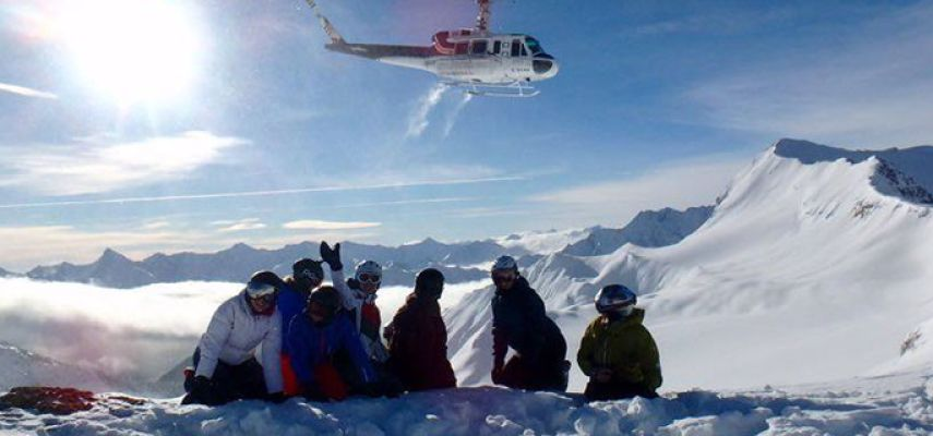 Ultimate Heli-Skiing Experience